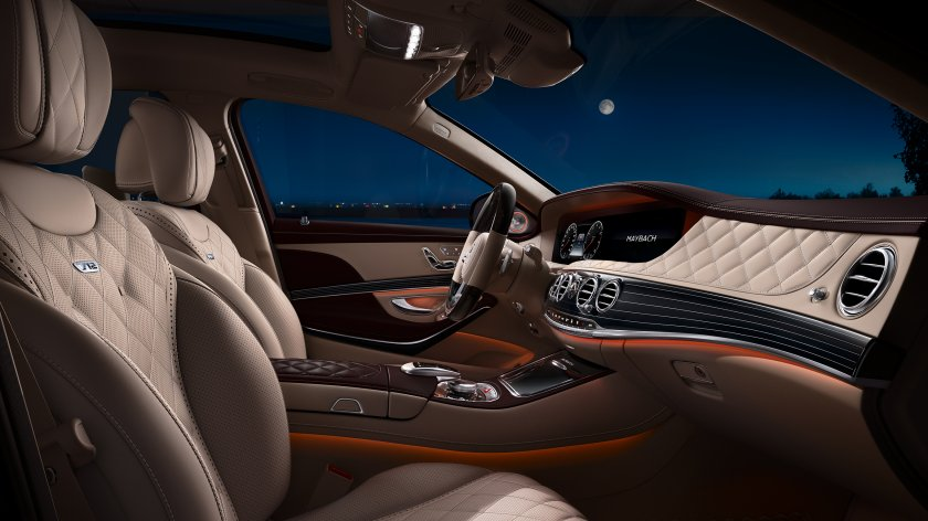 Mercedes-Maybach Classe S Berlina