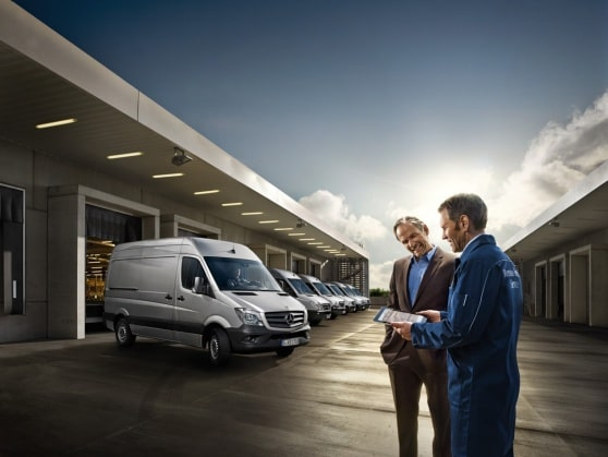 Fleetcheck Mercedes-benz