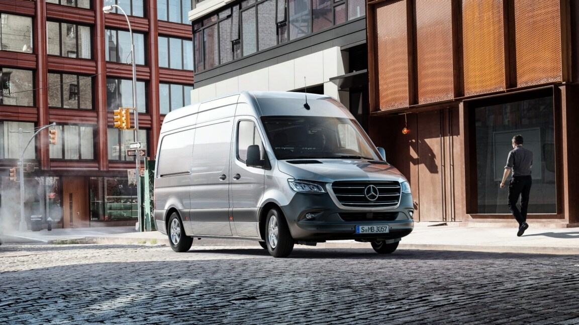 Accessori Originali Mercedes-Benz | Sprinter