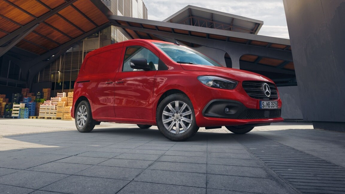 Accessori Originali Mercedes-Benz | Citan