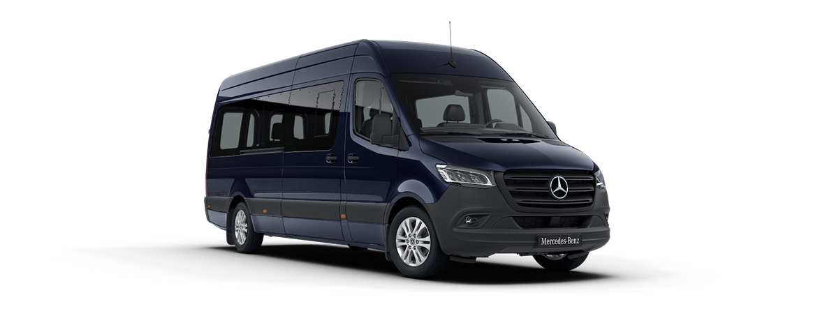Sprinter Tourer, blu cavansite metallizzato