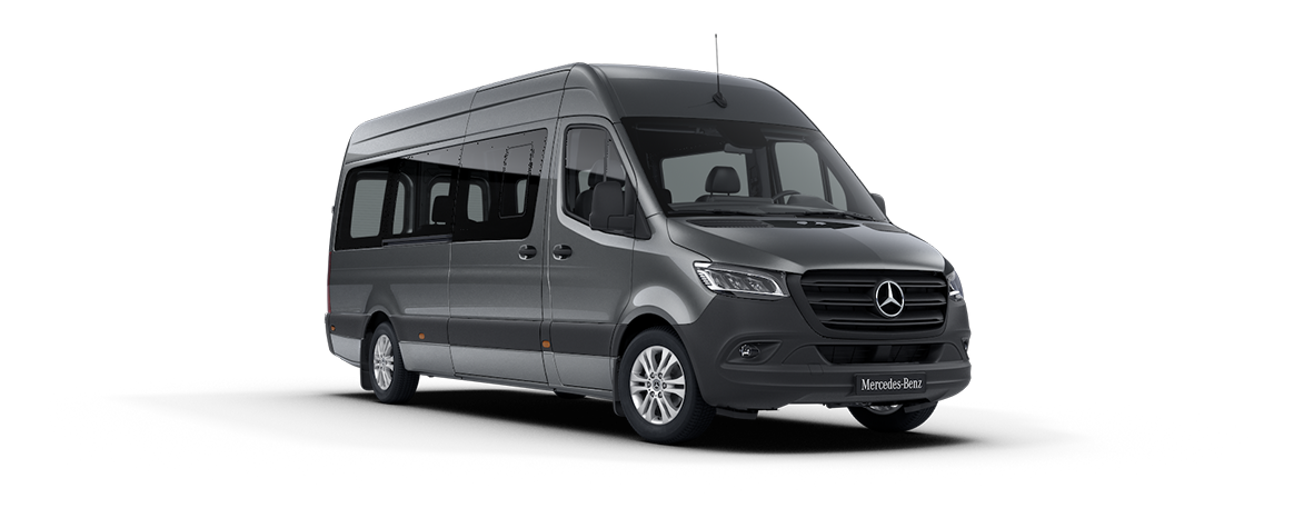 Sprinter Tourer, grigio selenite metallizzato